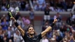 US Open တင္းနစ္ Nadal ဗိုလ္စြဲ