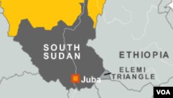 A bus driver was killed in the second attack in as many weeks in Eastern Equatoria state, to the east of Juba, in South Sudan.
