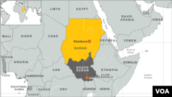 South Sudan says Khartoum is turning a blind eye to cross-border raids by nomads from Sudan on South Sudanese.