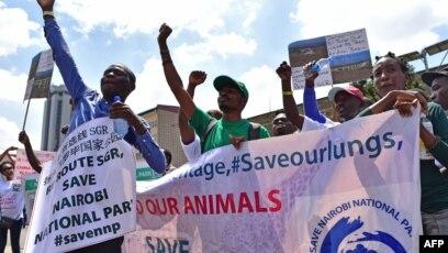 Rally blir som isbjornar i afrika