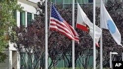 苹果公司在美国加州的总部