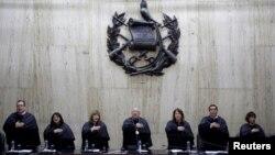 La Corte declaró la inconstitucionalidad de cuatro artículos del Código Penal y dos de la Ley Contra la Narcoactividad, que establecían la forma y circunstancias en las que se podía condenar a pena de muerte.
