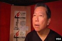 香港支聯會主席李卓人(網絡截圖)