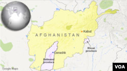 Violence again has roiled Afghanistan's Helmand province.