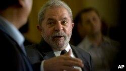 Los investigadores federales buscan determinar también si Silva vendió su influencia en el actual gobierno a cambio de ofrecer discursos y donaciones al Instituto Lula.