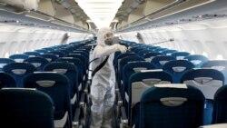 གནམ་གྲུའི་ནང་གི་སྡོད་ས་གཙང་མ་བཟོ་རྒྱུ་གལ་ཆེ་ཡིན་པ། How to Disinfect Your Space on an airplane