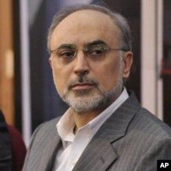 伊朗核計劃負責人薩利希(資料圖片)