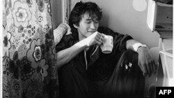 Виктор Цой. Москва. 1986 год