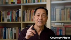 前中共改革派领导人赵紫阳助手鲍彤(维基图片)