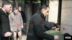 Bakıda Ankara terror qurbanları anılıb