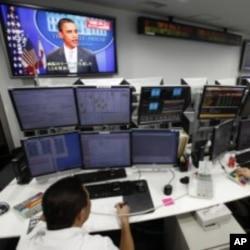 Dette américaine : les places boursières saluent l'accord