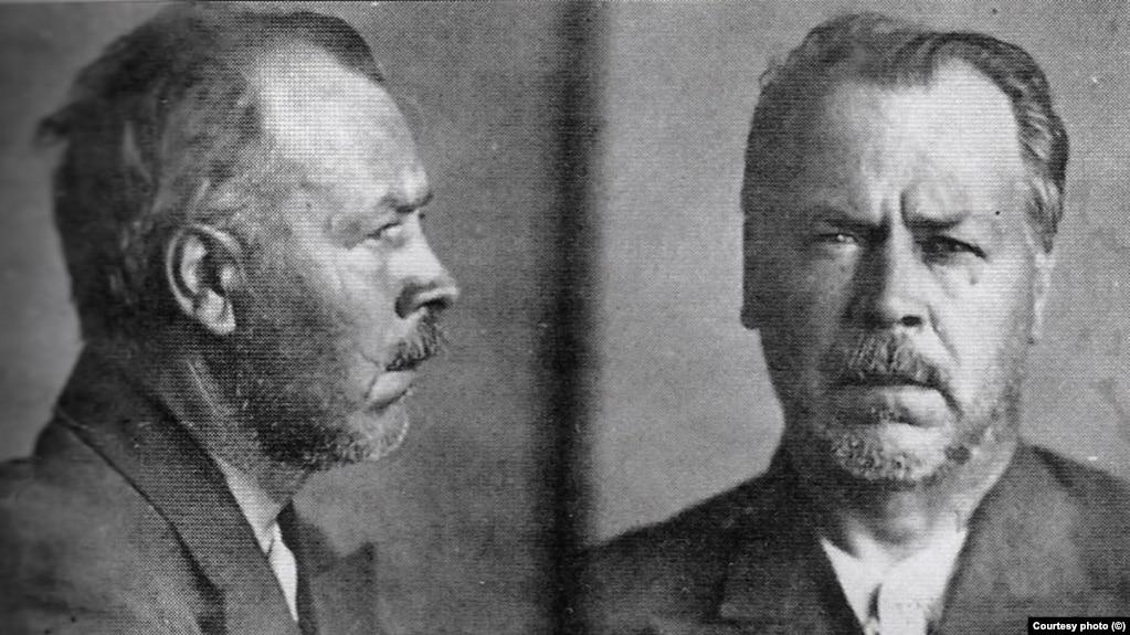 Николай Вавилов. Тюремное фото