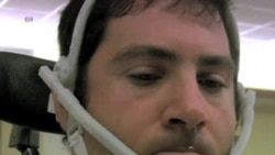 Tongue Controls Wheelchair for Quadriplegics