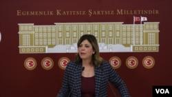 HDP Milletvekili Meral Danış Beştaş