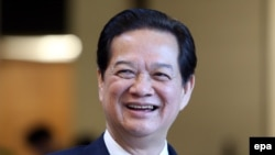 Giới phân tích nhận định mục tiêu chống tham nhũng của ông Trọng sắp tới có thể là cựu Thủ tướng Nguyễn Tấn Dũng.
