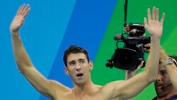 Rio အုိလံပစ္ ၁၀ ရက္ေျမာက္ ကန္ ဆုတံဆိပ္အမ်ားဆုံး
