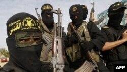 Các thành viên của nhóm Jihad Hồi giáo