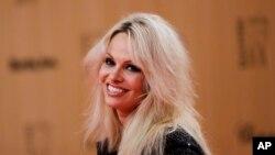 Aktris Pamela Anderson adalah orang terakhir yang berpose telanjang untuk majalah Playboy pada edisi Januari/Februari 2016.