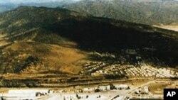 북한 함경북도 북단에 위치한 나진항(자료사진)