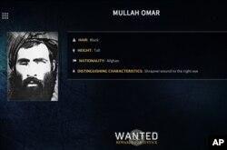 Tolibon rahbari Mulla Umar og'ir xastalikdan keyin ikki yil oldin Karachida o'lgan.