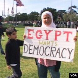 Demokrasi di Mesir akan mematahkan anggapan bahwa negara Islam tidak bisa menjadi negara demokratis.