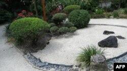 В саду Мориками