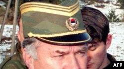 Ông Mladic là nhân vật quân sự cao cấp nhất ở Bosnia trong thời chiến