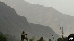 د پاکستان او افغانستان ترمنځ پوله