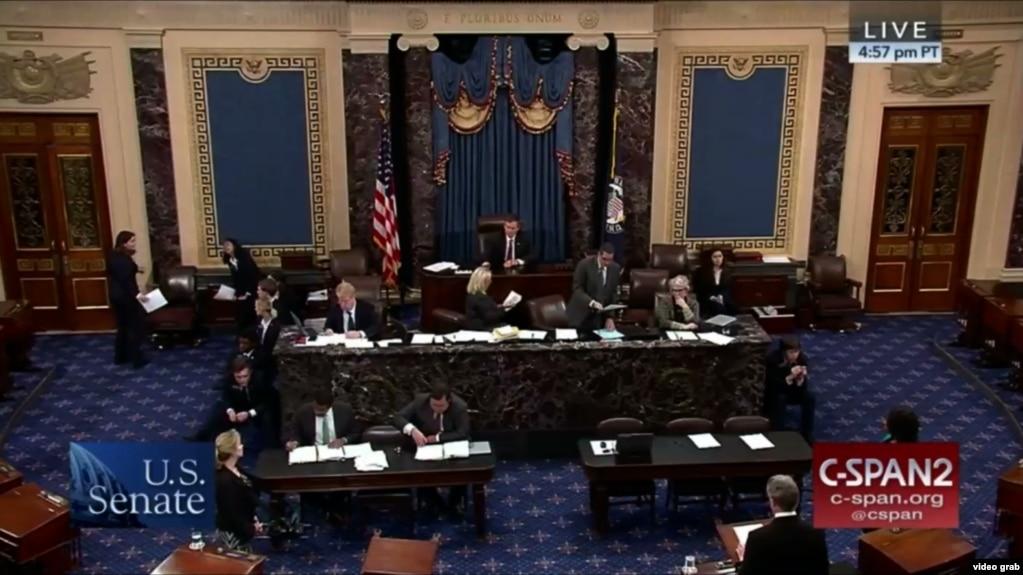 美国国会参议院通过《西藏旅行对等法》(2018年12月11日)