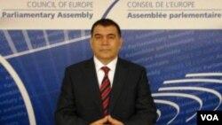 Beynəlxalq Universitetin sabiq rektoru Elşad Abdullayev