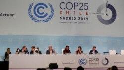 La conférence de l'ONU sur climat s'est terminée dimanche à Madrid
