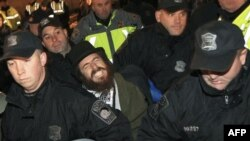 """Активістів руху """"Захопимо Волл-стріт"""" спровадили з центру Бостона"""