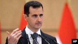Presiden Suriah, Bashar al-Assad (Foto: dok).