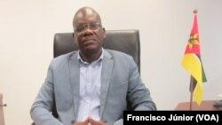 Messias Macie, Director Nacional de Gestão de Recursos Hídricos, Moçambique