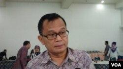 Pengamat pangan dari IPB, Hardinsyah di Jakarta, Sabtu (11/07).