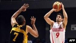 قهرمانی مهرام در بسکتبال غرب آسیا