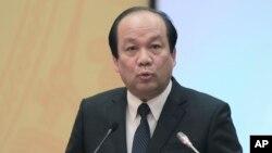 Ông Mai Tiến Dũng - Bộ trưởng, Chủ nhiệm Văn phòng Chính phủ Việt Nam.