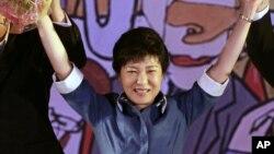 ေတာင္ကိုရီးယားသမၼတသစ္ Park Guen-hye။
