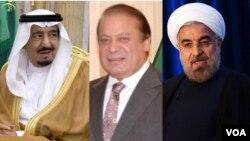 پاکستان از آغاز بحران سیاسی میان ایران و عربستان به حل مسالمیت آمیز تنشها تاکید داشت.
