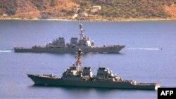 Ракетный эсминец Ирана