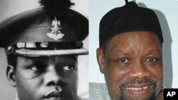 Toshon madugun 'yan tawayen Biafra mai neman ballewa daga Nigeria Chukuemeka Ojukwu.