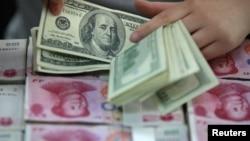 Đồng Nguyên hay Nhân Dân tệ của Trung Quốc đã qua mặt đồng đôla Úc và Canada trong năm ngoái. Chỉ tệ Trung Quốc chỉ đứng sau đồng đôla Mỹ, đồng Euro, đồng bảng Anh và đồng Yen của Nhật Bản.