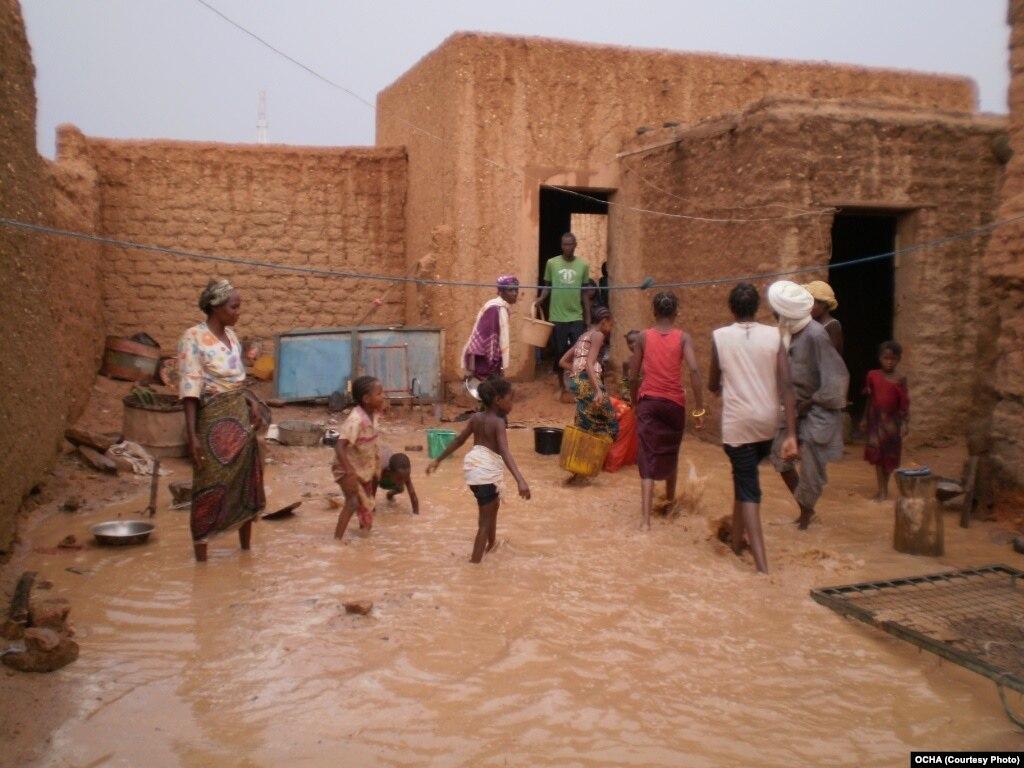 Le niger toujours risque en mati re d 39 inondations - Bureau de la coordination des affaires humanitaires ...