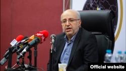 ركن الدین جوادی، مدیرعامل شركت ملی نفت ایران