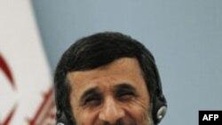 Mahmud Əhmədinejad İranı nüvə dövləti elan edib