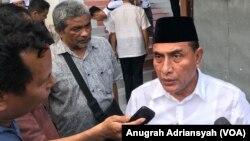 Gubernur Sumut, Edy Rahmayadi, mengatakan masa tanggap darurat di wilayahnya akan diperpanjang hingga 7 Juni 2020. (Foto dok/ Anugrah Andriansyah)