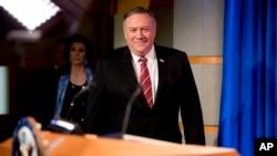 Держсекретар США Майк Помпео