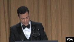 Voditelj večeri je bio komičar Jimmy Kimmel