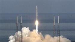 کیهان پیمای خصوصی آمريکا به فضا پرتاب شد