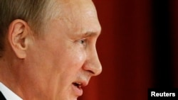 普京祝賀美國獨立日並呼籲改善美俄關係